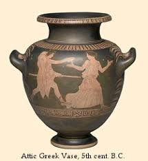 How To Read Greek Vases Headcovering Customs Of The Ancient World
