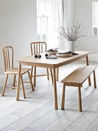 Oak Dining Table Uk Bergen Oak Table