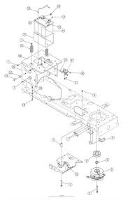 mtd 13ar606p730 2005 parts diagram for pto electric
