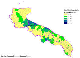 Map Of Puglia Italy by Water Free Full Text Cost U2013benefit Analysis Of Wastewater Reuse