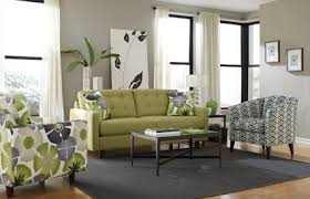 Living Room With Accent Chairs Uniquely Shaped Chairs Are A - Accent chairs in living room