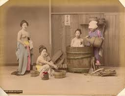 Japanese Shower by 58 Best Vintage Japan Images On Pinterest Geishas Japanese Art