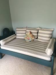 Fitted Daybed Cover Daybed Fitted Mattress Cover Twin Twin Xl And Full Customize