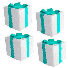 wedding mini pinata party favor 4 pack u2013 pinatas com