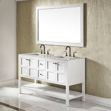 60 bathroom mirror bright and modern 60 bathroom mirror design caldwell double vanity