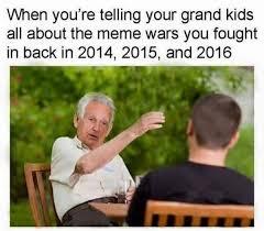 War Meme - meme wars know your meme