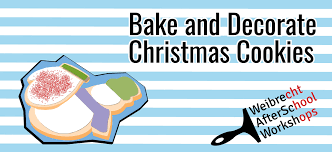bake and decorate christmas cookies lake placid center for the arts