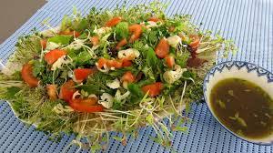 pousse pousse cuisine salade de pousses de bambou pour 4 personnes recette de salade com