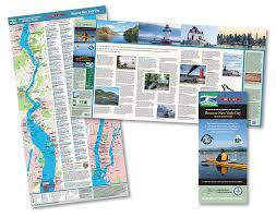 Hudson River Map Map Hero Map Illustration U0026 Design