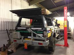 Arb Rear Awning Rear Arb Bumper With Tire Carrier Page 2 Expedition Portal