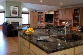 kitchen great room designs best home renovations deck renovation kitchen renovations