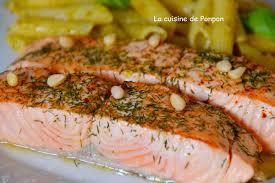 cuisiner un filet de saumon filet de saumon cuit à basse température la cuisine de ponpon