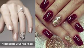 nail art for your wedding day