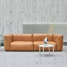 modular mags soft 2 1 2 seaters sofa with kvadrat fabric hay