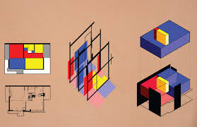 analyzing rietveld schroder house using diagrams youtube