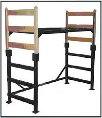 Free College Dorm Loft Bed Plans by Best 25 Loft Bed Frame Ideas On Pinterest Lofted Beds Loft