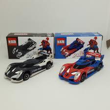 tomica mitsubishi triton tomica universal studio spider man car black toyspree