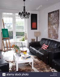 Black Leather Sofa Decorating Ideas Living Room Ideas With Black Leather Sofa Studio Pictures Of