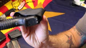Tlr3 Light Stack Tactical Iwb Holster For Xds 45 Streamlight Tlr 3 Light