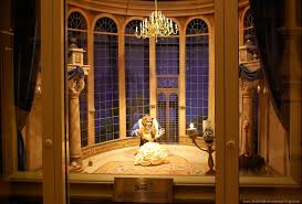 Princess Belle From Beauty And The Beast At Disney World  Build A - Beauty and the beast dining room