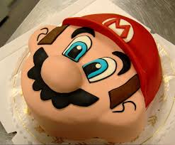 mario cake mario cake nom nom mario cake cake and birthdays