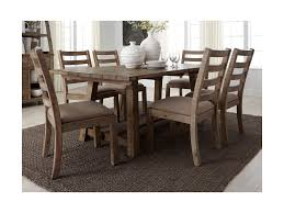 liberty furniture prescott valley rustic 7 piece 77