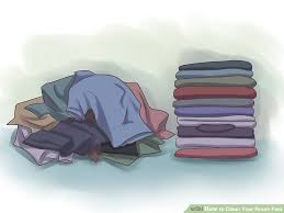 How To Clean A Cluttered House Fast How To Clean Your Room Fast With Pictures Wikihow