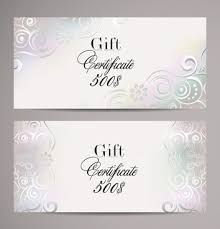 gift certificate template free vector download 15 468 free vector