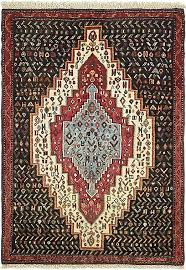 Bidjar Persian Rug Ivory 2 U0027 6 X 3 U0027 6 Bidjar Persian Rug Persian Rugs Esalerugs