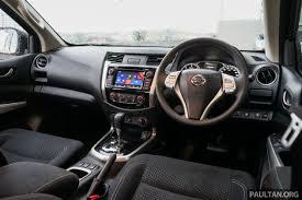 Navara D40 Interior Driven Nissan Np300 Navara Review In Malaysia