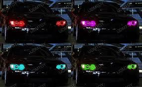 eye bmw headlights 7 color rgb led bmw halo ring for bmw e90 328i 335i sedan