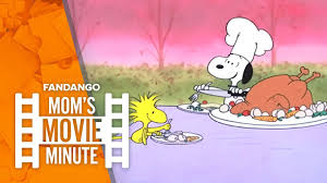 children s thanksgiving movies will your kids enjoy u0027a charlie brown thanksgiving u0027 u2013 mom review