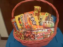 candy gift basket candy bar gift baskets best decor things