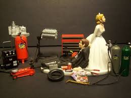 mechanic wedding cake topper 28 best n clo wedding images on auto mechanic
