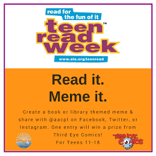 Create Facebook Meme - read it meme it anne arundel county public library