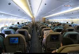 Boeing 777 Interior 9v Svn Boeing 777 212 Er Singapore Airlines Daniel Tang