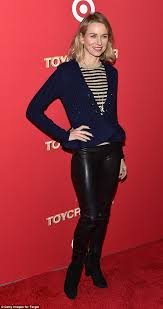 target black friday sweter naomi watts shows off her petite figure at target event in nyc