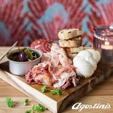 cuisine am ag originale agostinis kingston menus reviews bookings dimmi