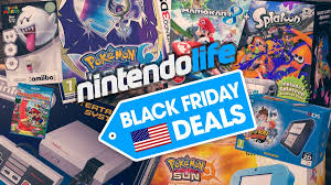 amazon new 3ds black friday the top nintendo black friday 2016 deals in the us guide