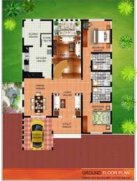 apartments contemporary home designs floor plans modern