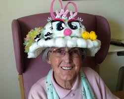 easter bonnets easter bonnet for the competition entry craigie house