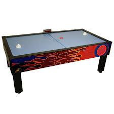 Air Hockey Coffee Table Gold Standard Home Pro Elite Arcade Style Air Hockey Table