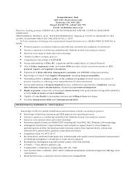 Medical Lab Technician Resume Sample by Clinical Laboratory Technician Cover Letter