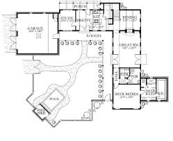 Pool Guest House Floor Plans 29 Best Floor Plan Images On Pinterest Courtyard House Plans