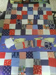 Nautical Quilt May U2013 2015 U2013 Capturing The Threads