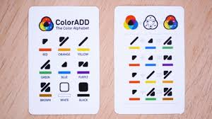 Blue Yellow Color Blind After 46 Years Mattel Redesigned Uno For Color Blind People