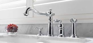 choosing a kitchen faucet how to choose your kitchen sink faucet riverbend home