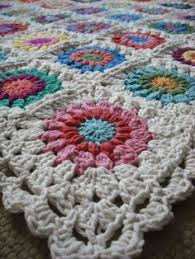 free pattern granny square afghan very pretty free chart pattern and tutorial for this amazing