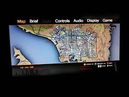 Gta 5 Map Gta V Map Leaked N4g