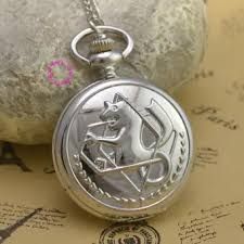 ladies pocket watch necklace images Fullmetal alchemist pocket watch necklace women cosplay edward webp